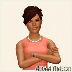 Audra Mason