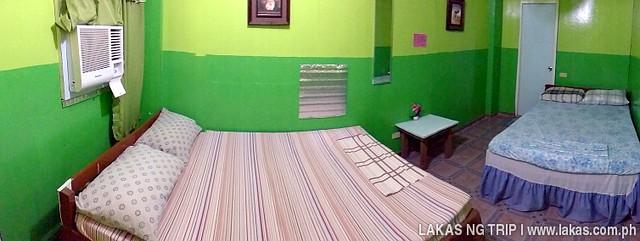 Aircon Room for 1,800 Pesos/room/night - Tay Miloy's Inn, El Nido, Palawan
