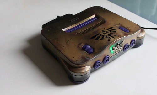 Relique N64 custom Zelda