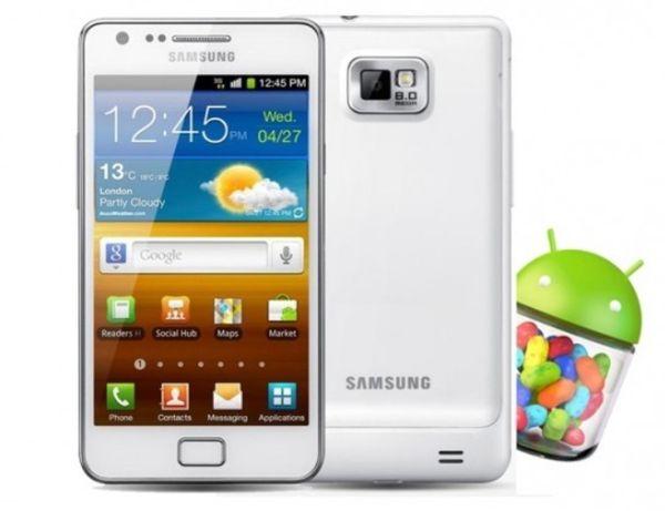 Обновление Android 4.2 для Galaxy S2