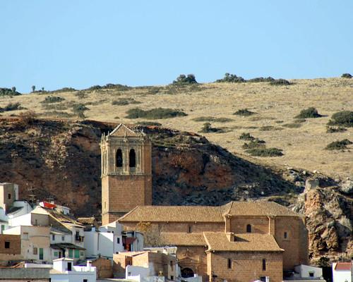 Granada - Colomera - Iglesia de la Encarnación 37 22' 25 -3 42' 51