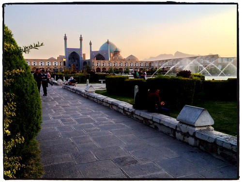 Naqsh-e Jahan Square in Esfahan by tf_82