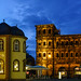 Porta Nigra in Trier, Germany (Unesco World Heritage)