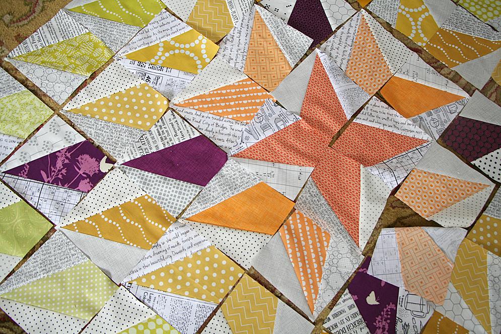 Second quilt.