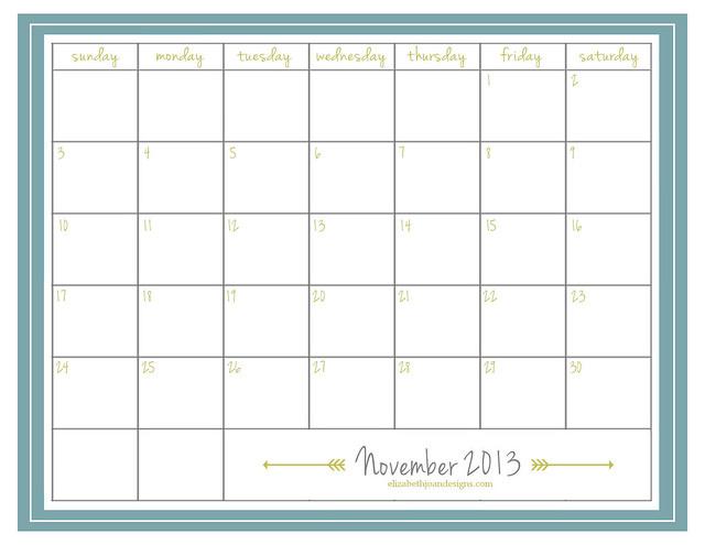 Nov 2013 Printables 7