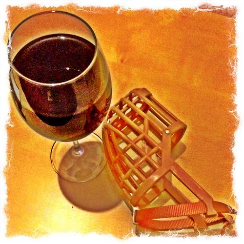 Muzzled Wine