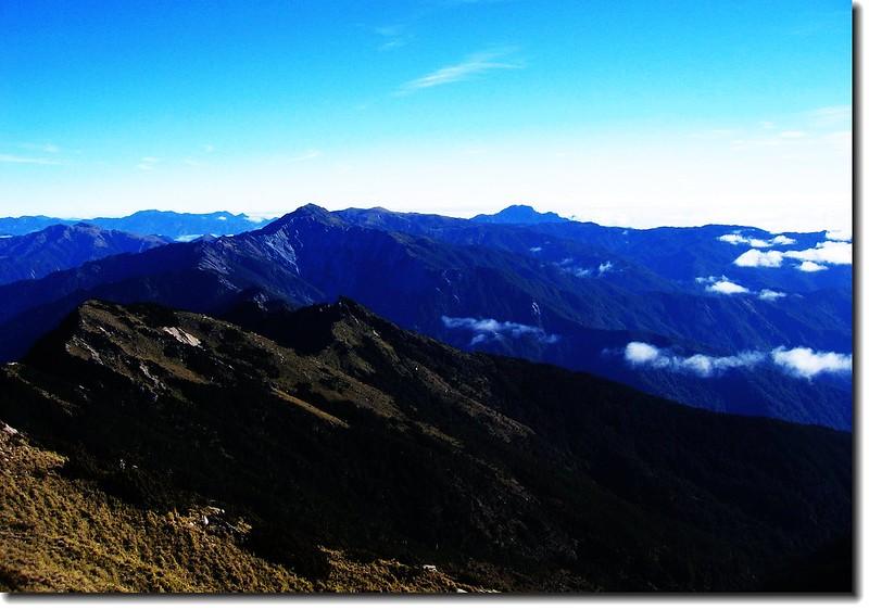 關山大斷崖 2