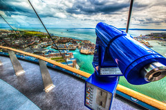 Portsmouth from The Spinnaker