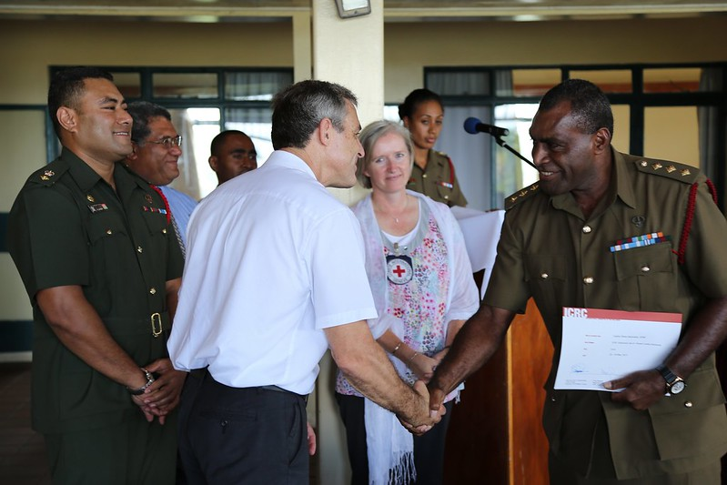International Committee of the Red Cross  Regional Delegation in the Pacific