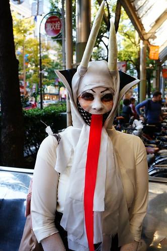 Kawasaki Halloween Parade 2013 135