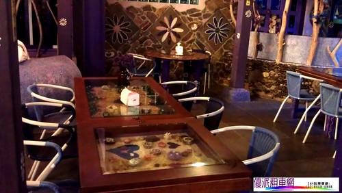 優派租車觀光旅遊-清境農場-瑪格麗特紫屋餐廳