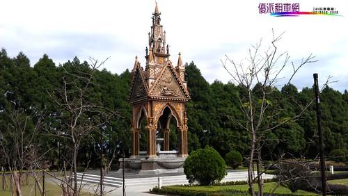 優派租車觀光旅遊-九族文化村