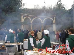 Ресторан «Oraşul Subteran» > Ресторан Orasul Subteran принял участие в Ярмарке вина 2013