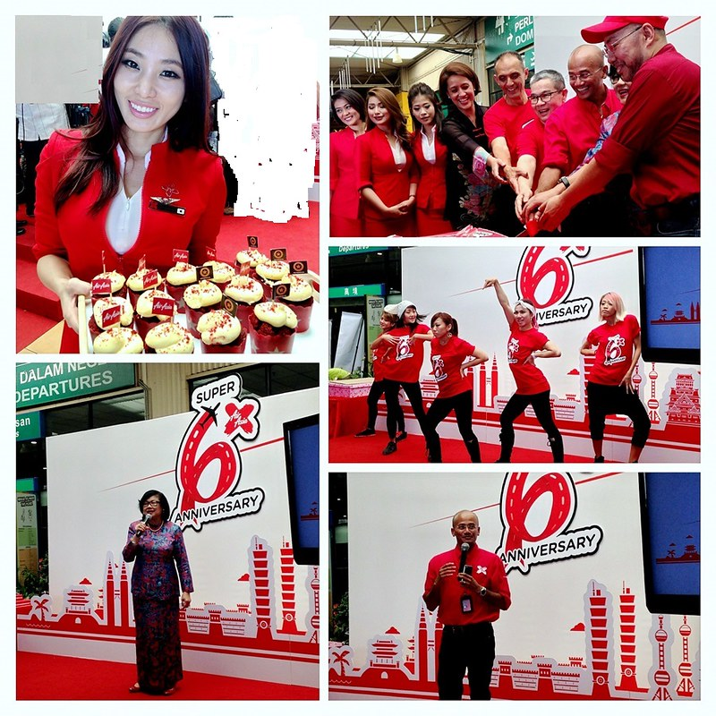 AirAsia X 6th Anniversary - rebecca saw blog 1