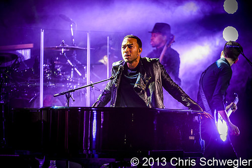 John Legend – 11-12-13 – Made To Love Tour, Fox Theatre, Detroit, MI