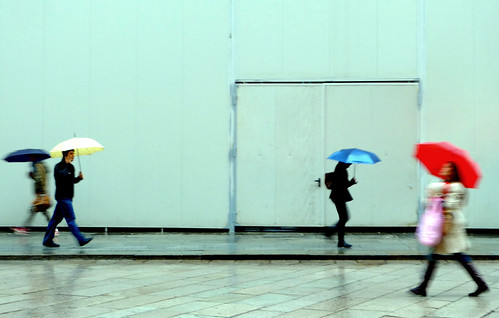 Milano     Piove !!! by gpaolini50