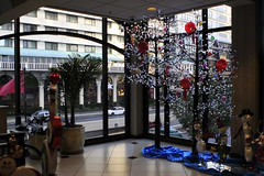 Galt House decorations