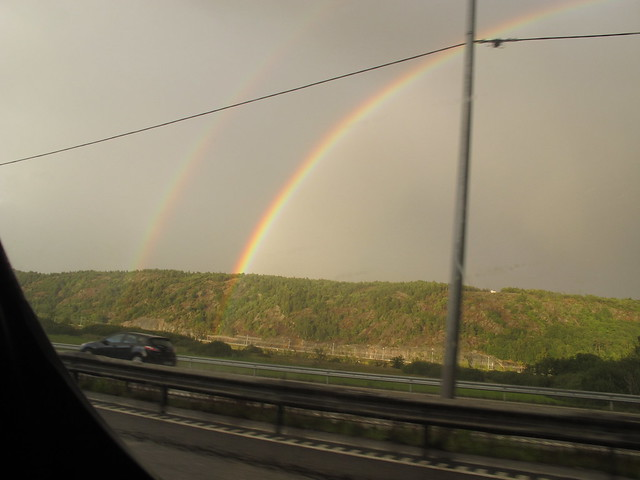 rainbows, göteborg