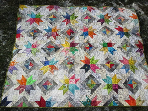 September's DGS Haven group quilt