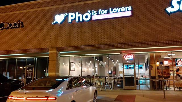 Pho is For Lovers Restaurant Preston Rd Dallas