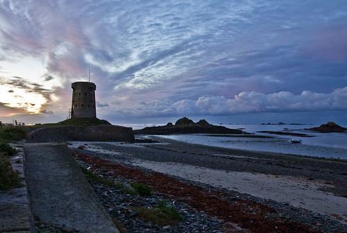 tower sunrise lehocq