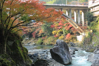 Mitake Gorge / 御岳渓谷