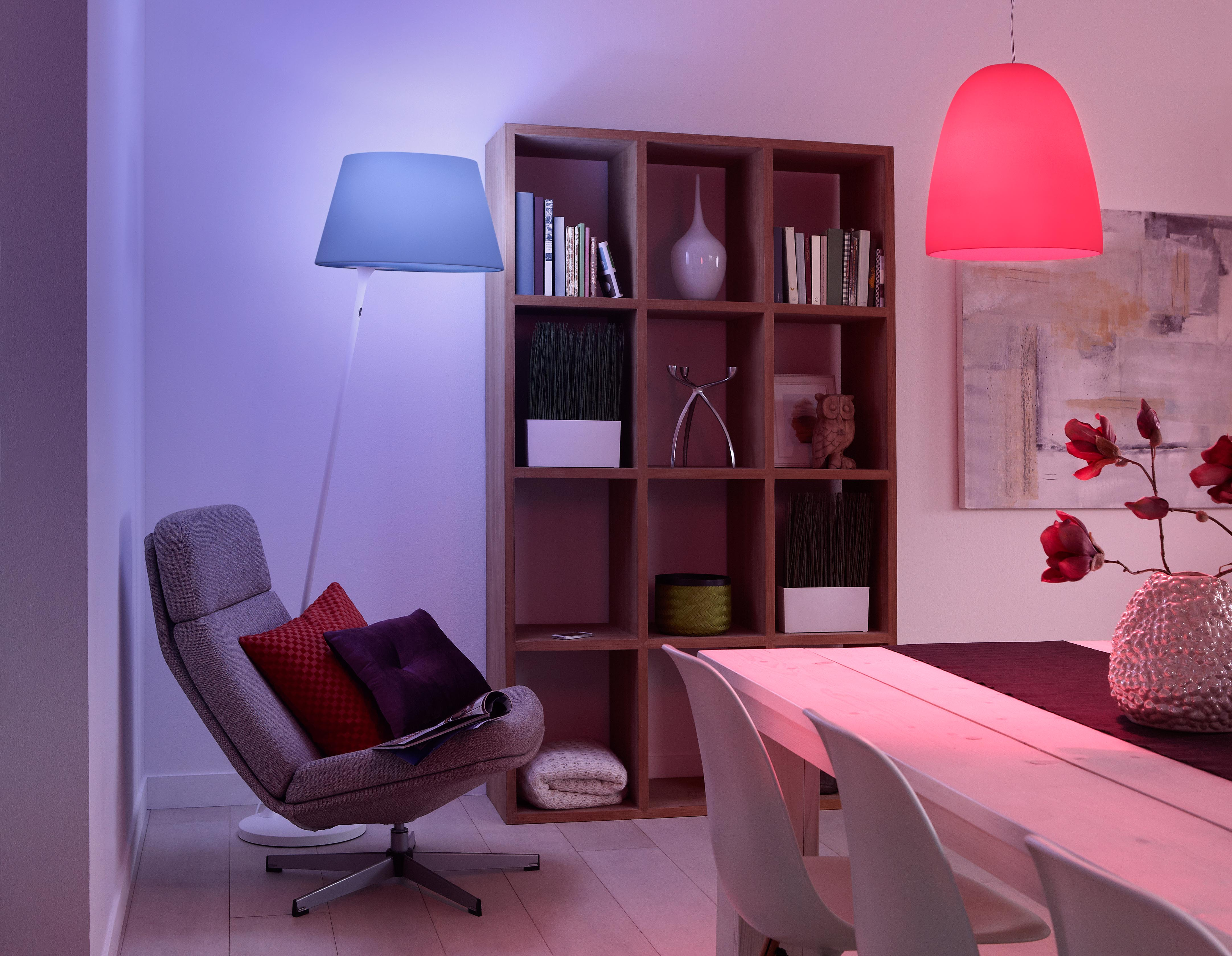 Philips hue review blog - Interior smart lighting ...