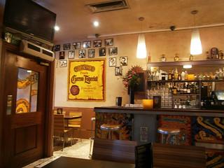 Diner au restaurant Cafe Sol Dos
