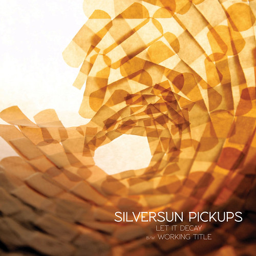 Silversun Pickups - Let It Decay / Working Title (Single)