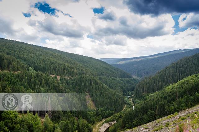 Oasa Dam | Transalpina
