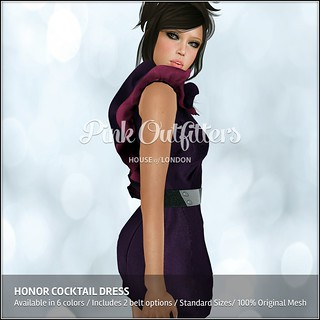 Honor Cocktail Dress