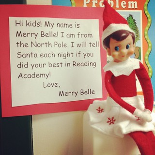 Merry Belle Comes to Reading Academy