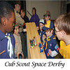 Cub Scout Space Derby