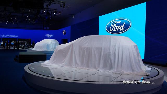 Ford - LA Auto Show 2013