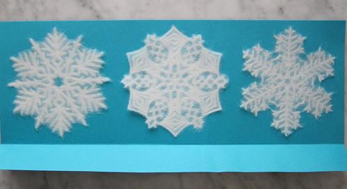 Mino Washi Paper Snowflakes