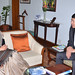 Meeting with Anita Kaul, Secretary, Department of Justice