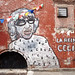 LA REINA CELIA CRUZ Graffiti Mural, East Harlem, New York City by jag9889