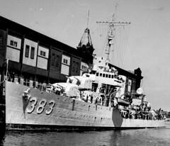 1938 - DD383 Warrington