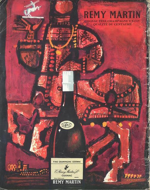 Paris Match, Nº 820, 26 Dezembro 1964 - contra-capa