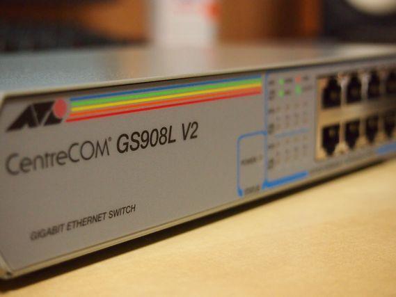 CentreCOM GS908L V2
