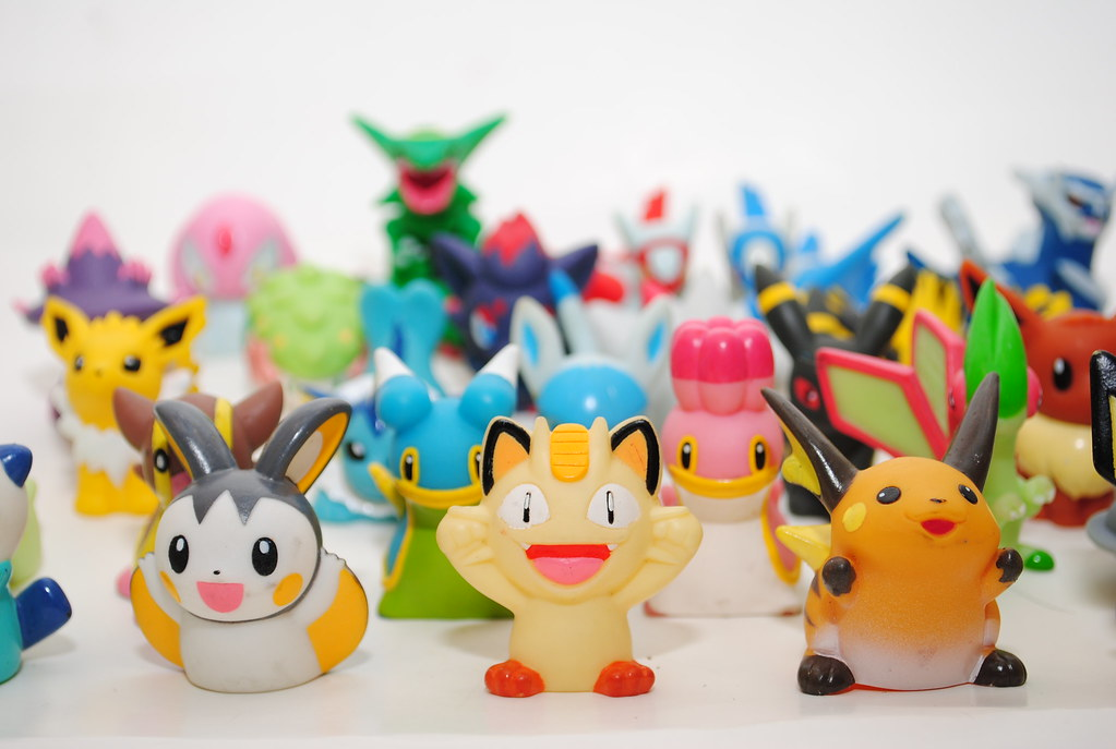 Pokemon Kids Figures