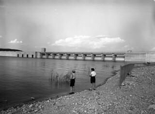 Fishing at Dam Site (MSA)