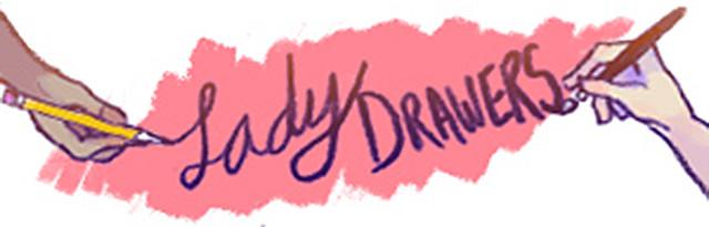 Ladydrawers logo