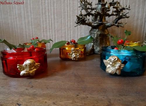 Les petits pots de verre