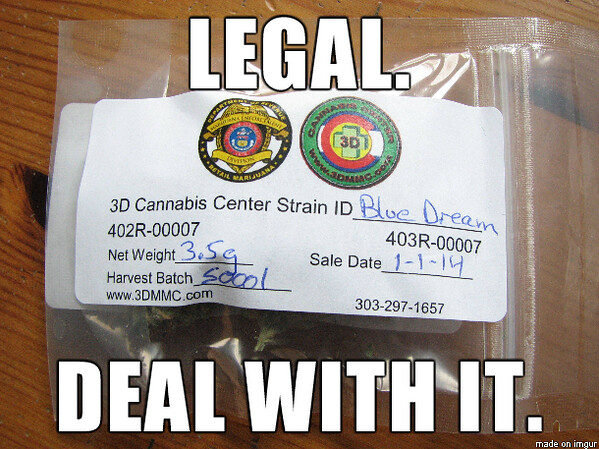 legal deal with it