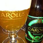 ベルギービール大好き!! グーデン・カロルス・ホップシンヨール Gouden Carolus Hopsinjoor