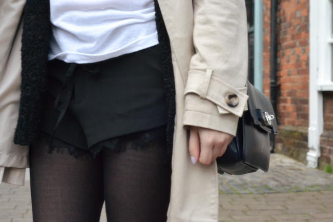 Daisybutter - UK Style and Fashion Blog: what i wore, ootd, british fashion blogger, uk fashion blogger, trench coat outfits