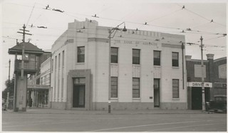 Bank of Adelaide, Pulteney Street, Adelaide, 1942