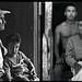 Juan and Elgin 20 years apart by Robert Kalman