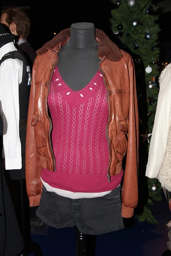Amy Pond's Costume